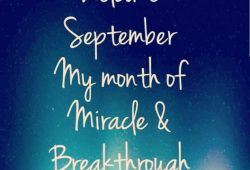 September Welcome Quotes