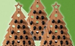We're Obsessed With This Christmas Tree Advent Calendar That