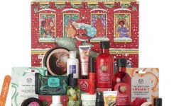 Win The Body Shop's 2019 Deluxe Beauty Advent Calendar