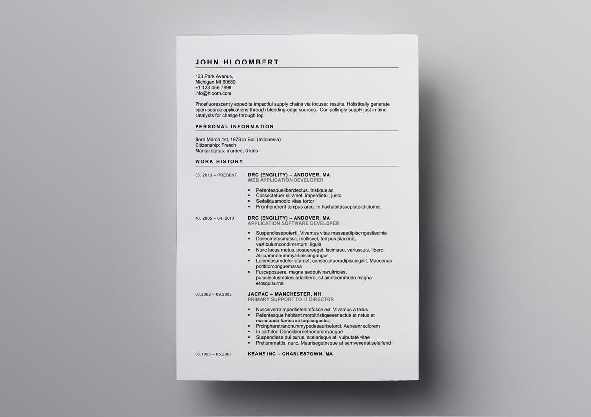 Cover Letter Template Download Open Office