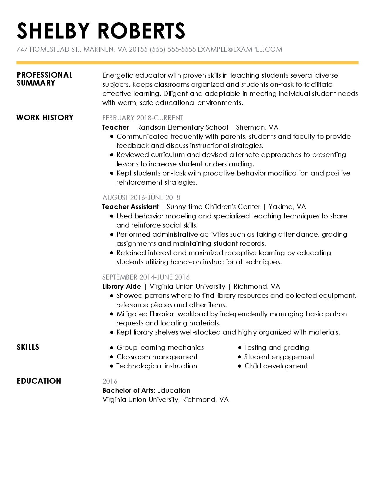 Resume ~ Coloring Free Resume Examples View Samples Of