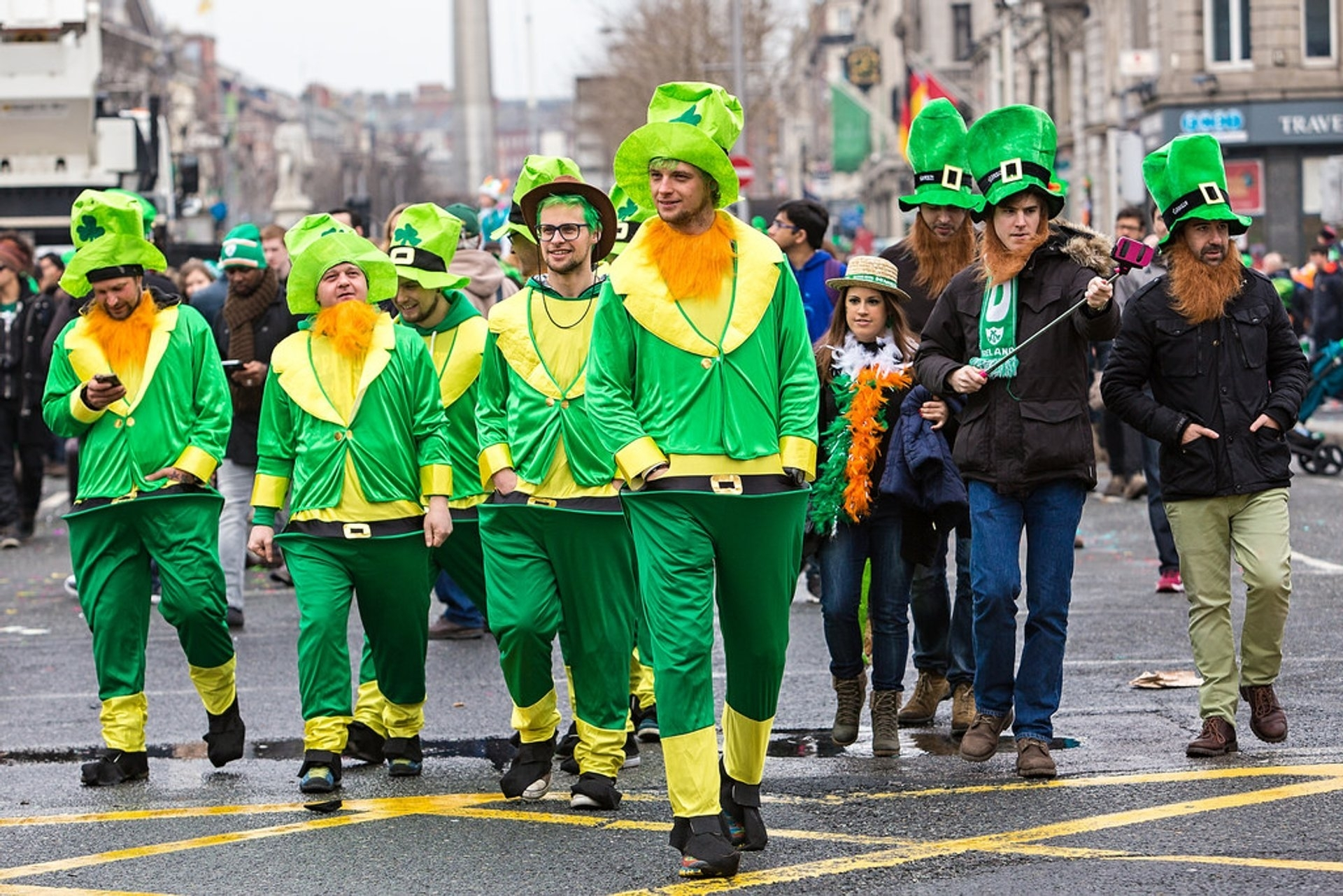 St. Patrick's Day 2020 In Ireland – Dates & Map