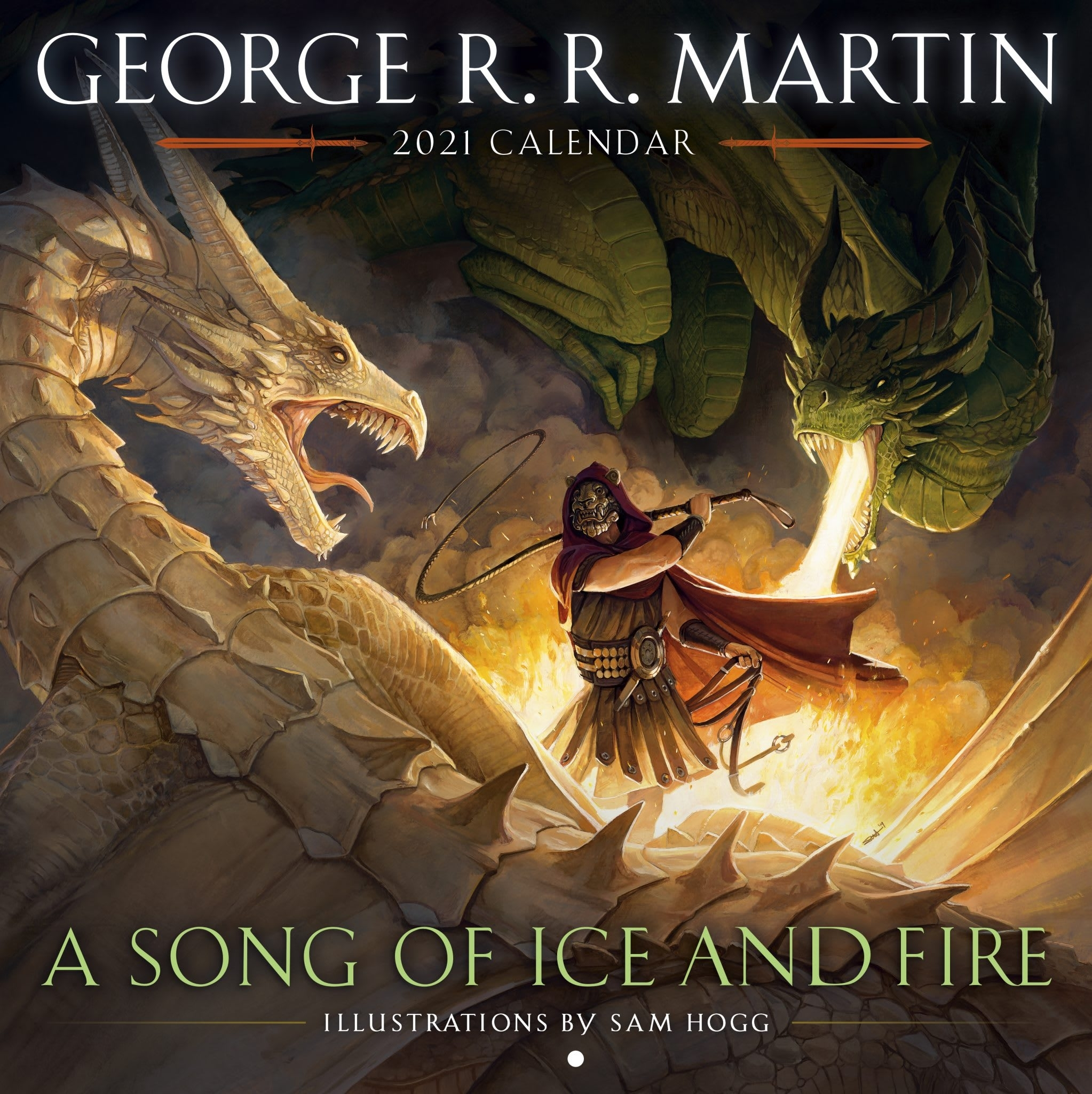Check Out The Gorgeous Cover Of The 2021 A Song Of Ice And