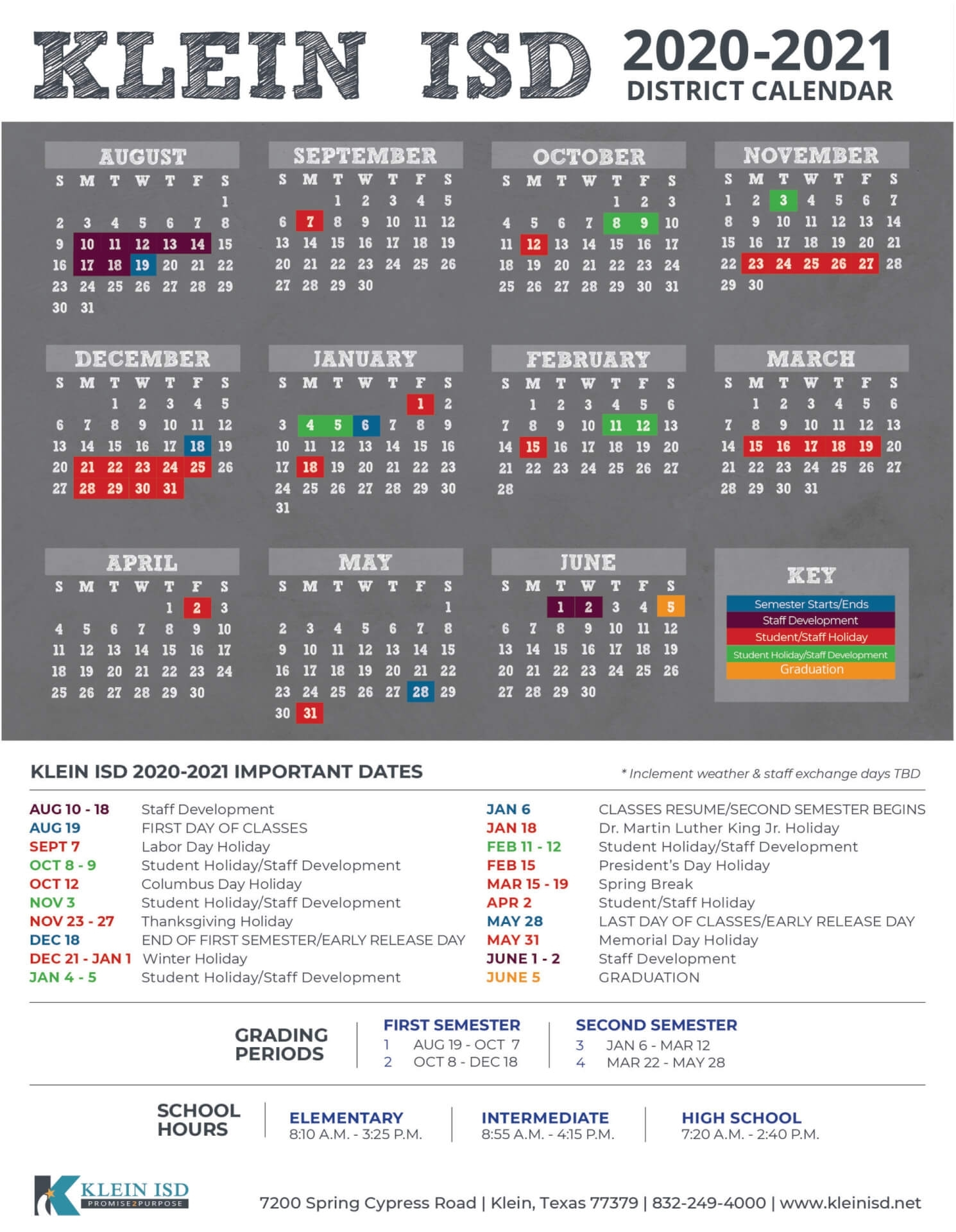 Md Anderson Holiday Calendar 2021