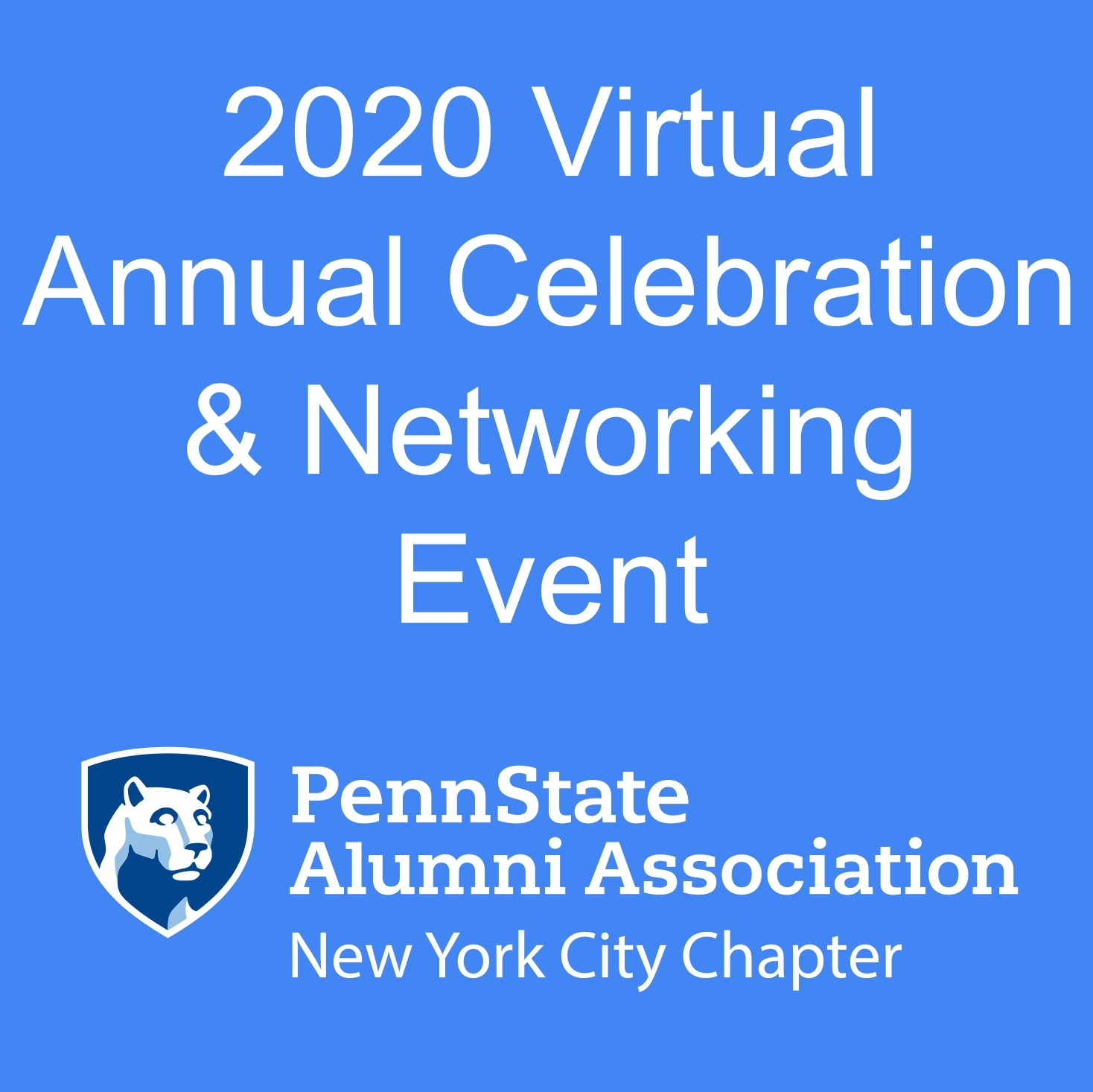 Nyc Chapter Of The Penn State Alumni Association