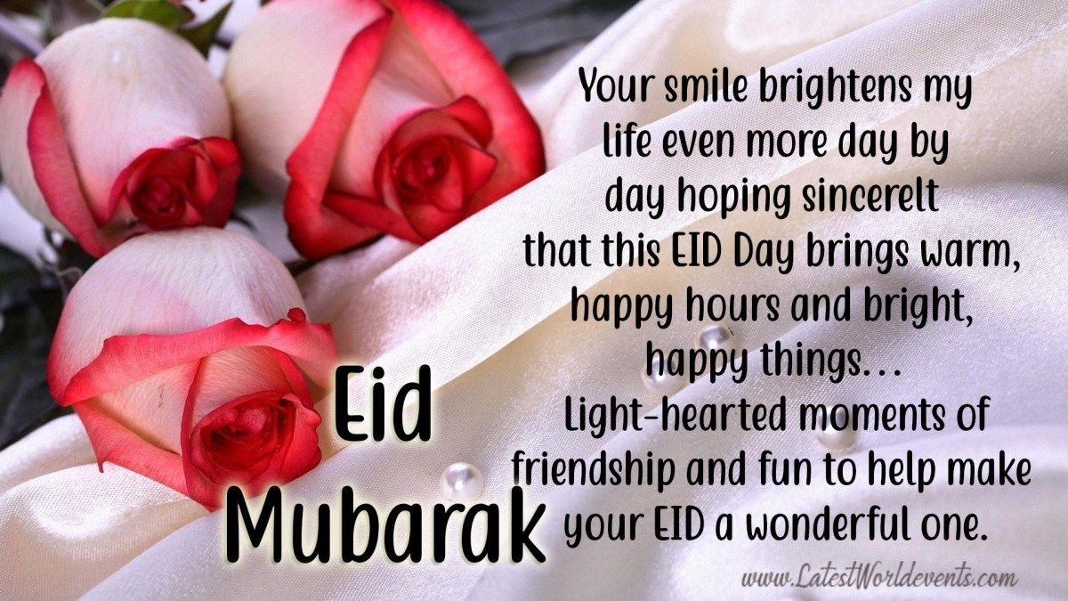 Eid Wishes For Fiance (With Images)   Eid Wishes Quote, Wish