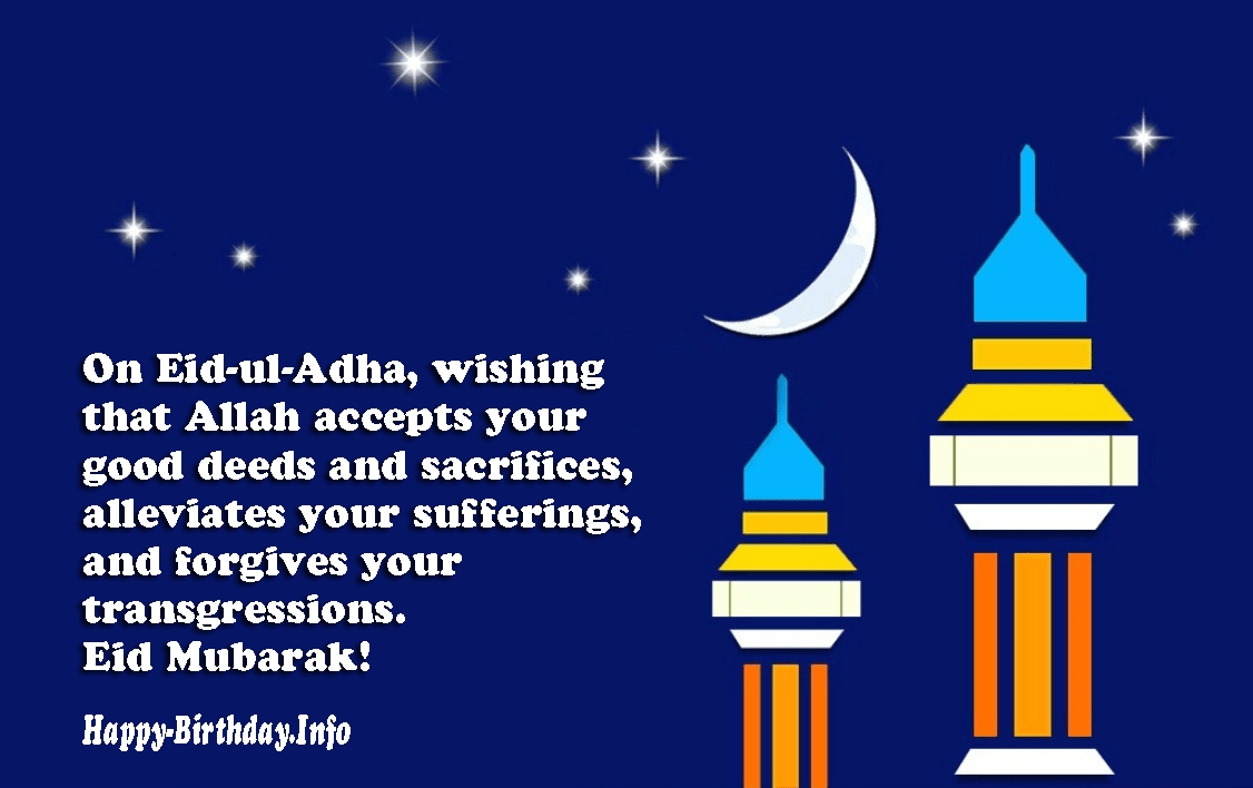 Happy Eid-Ul-Adha Wishes, Messages, And Quotes (With Images
