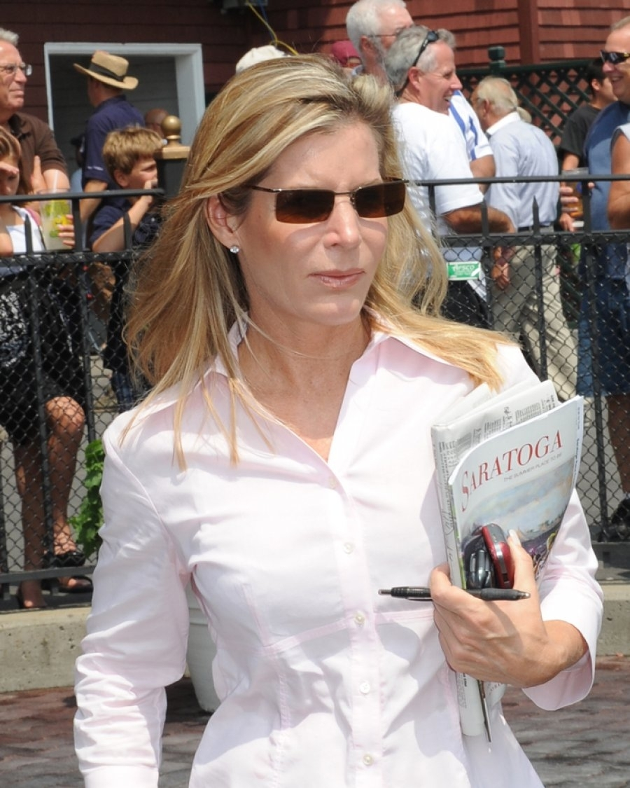 Linda Rice, The Baddest Trainer In Horse Racing