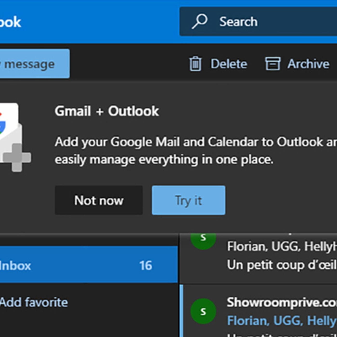 Add Gmail Calendar To Outlook