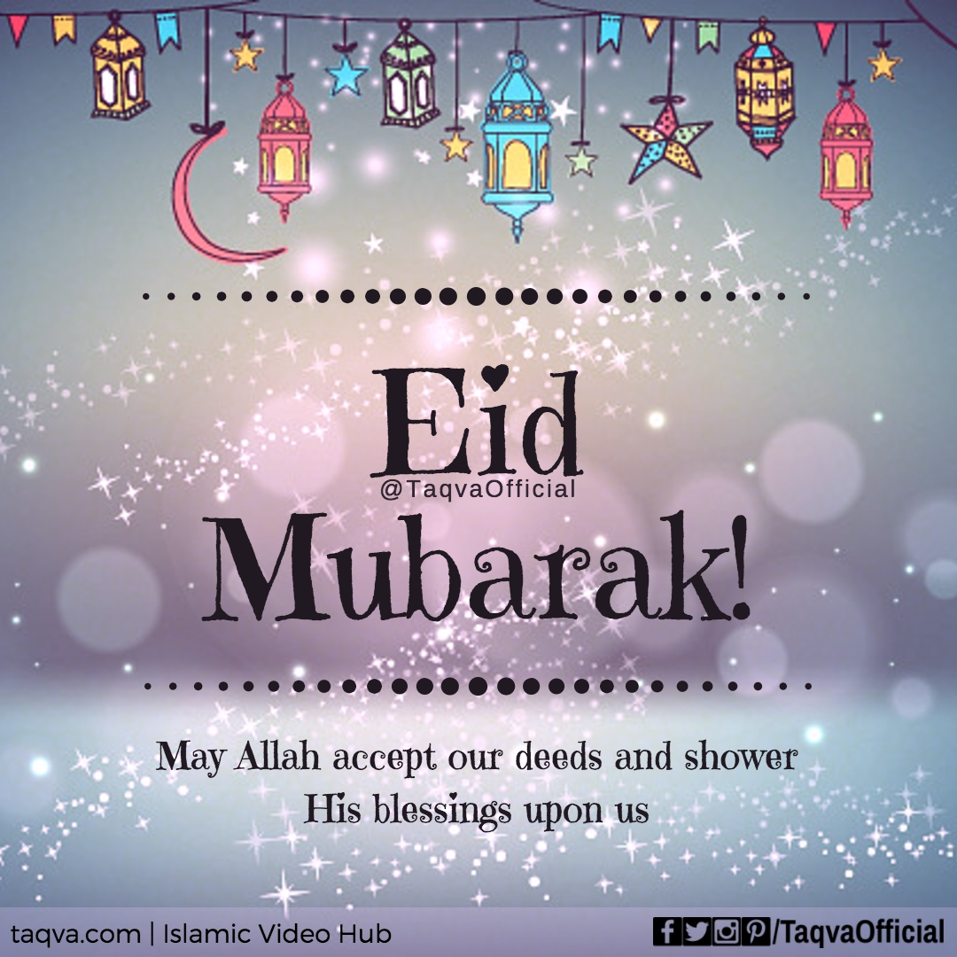 Eid Mubarak Quotes Greetings