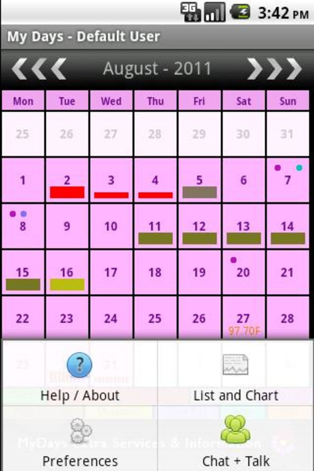 My Days – Period & Ovulation Apk For Android – Download