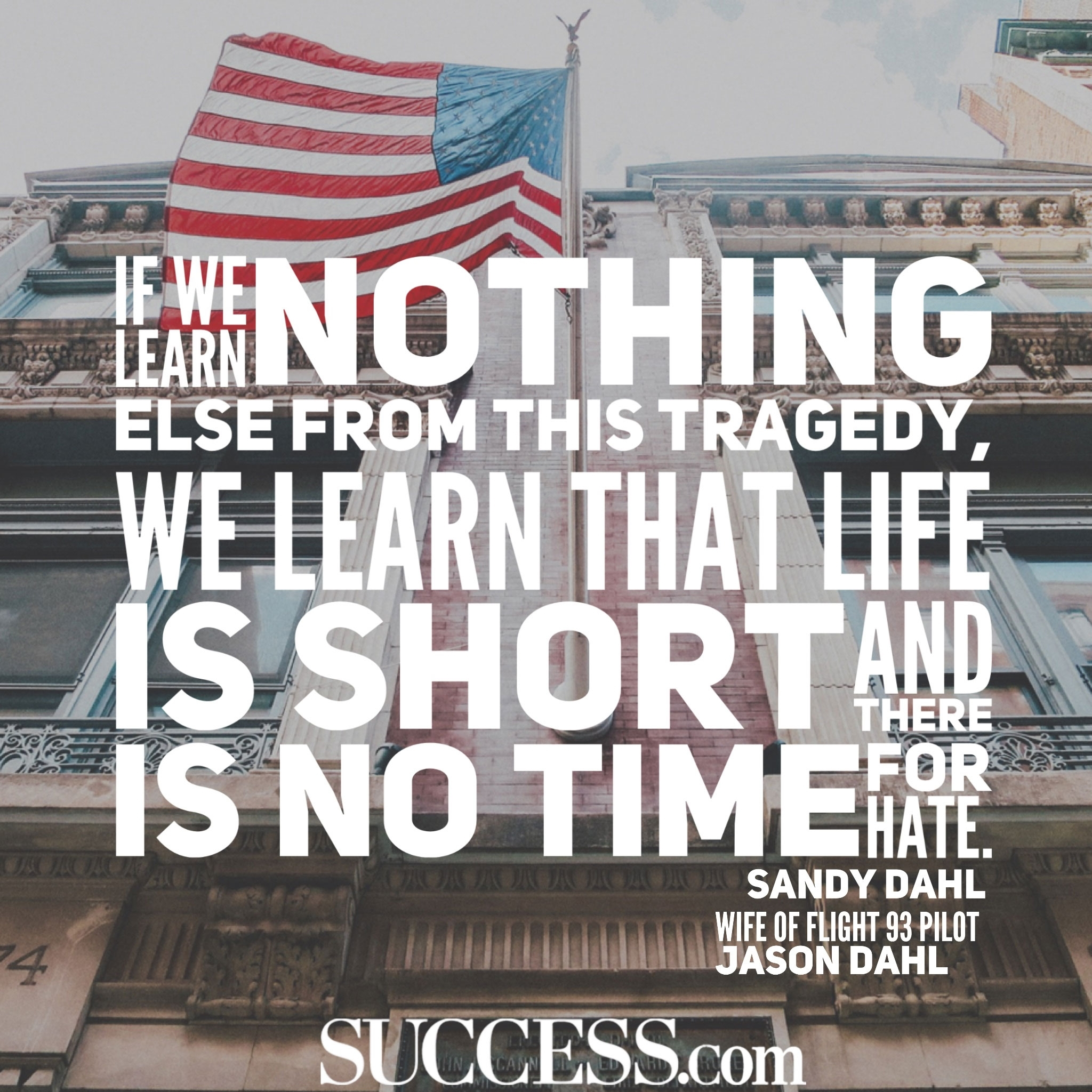 13 Thoughtful Quotes To Remember 9/11 | Success