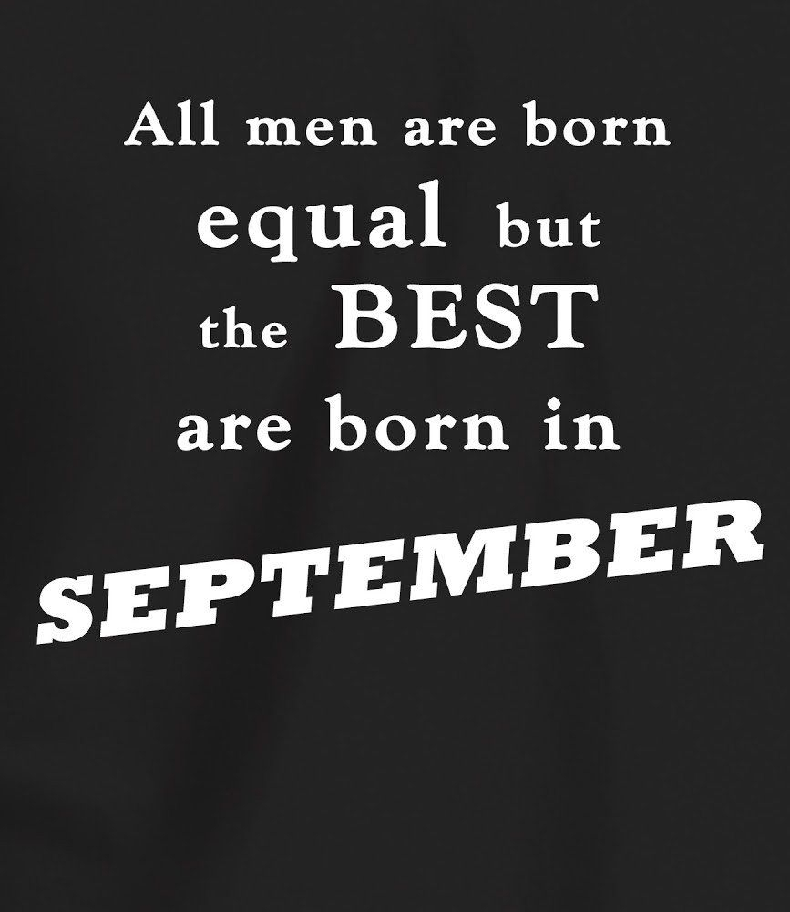 September Born Quotes Images