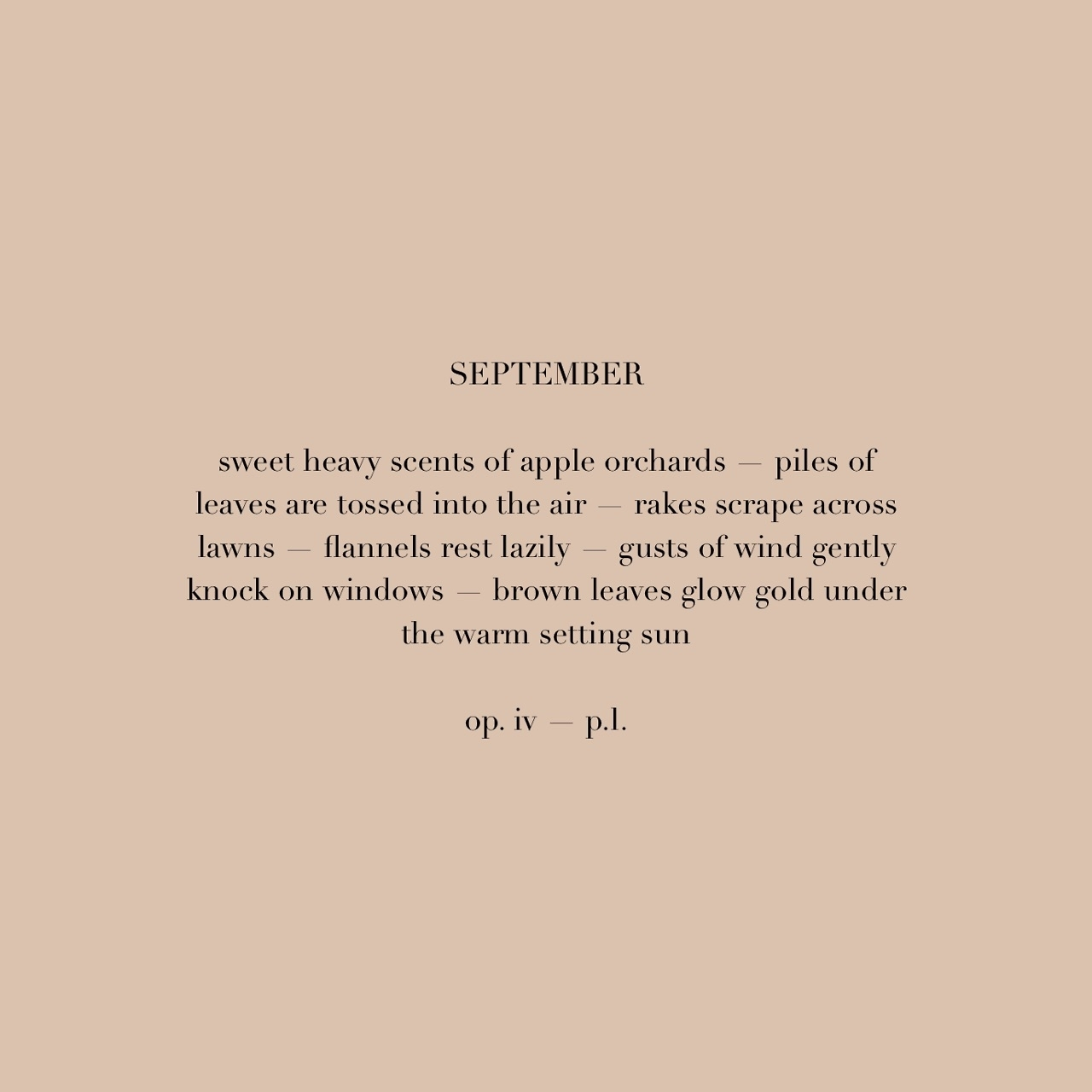 September Quotes Tumblr