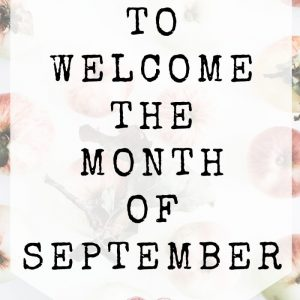 September Quotes: 14 Happy And Poetic Quotes To Welcome The