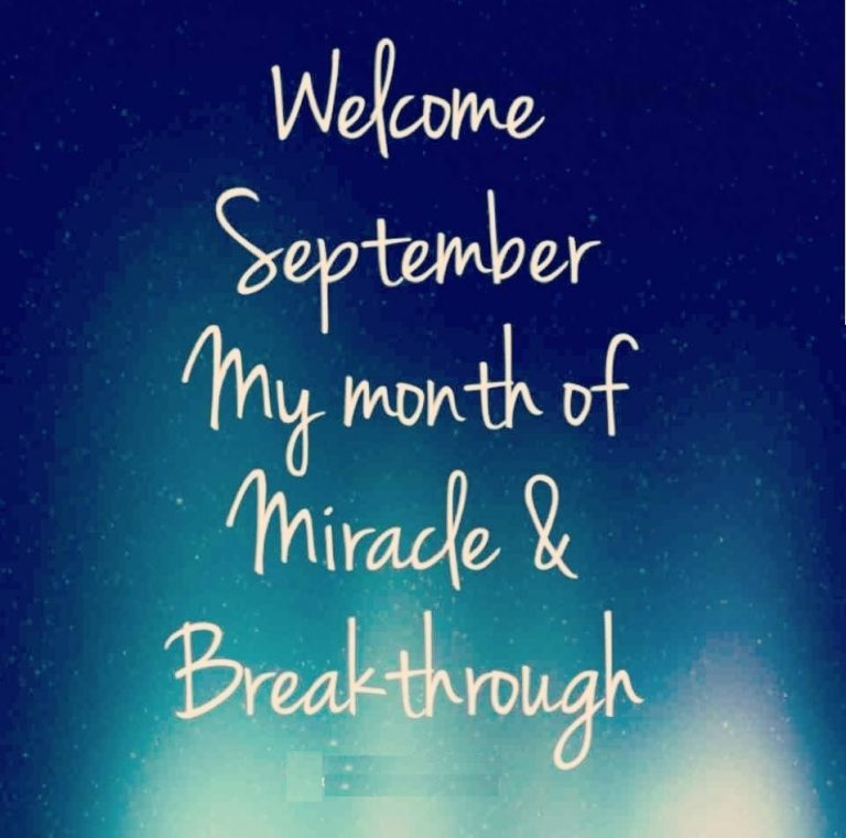 Welcome September Quotes Pictures | Welcome August Quotes