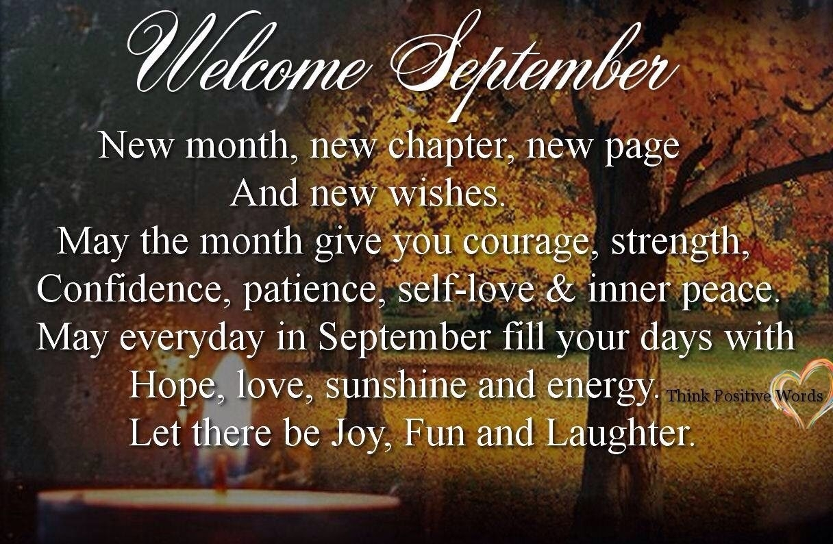 September Christian Quotes