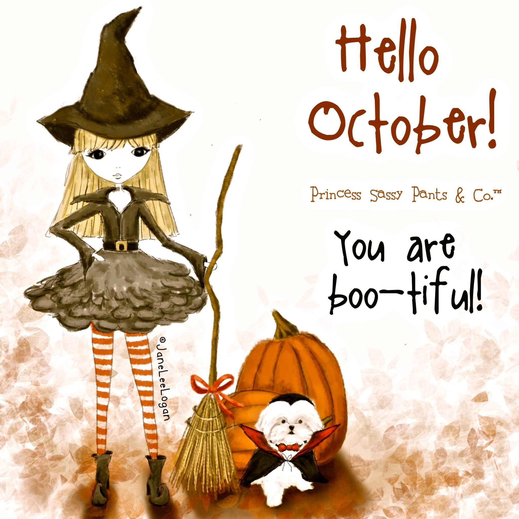 October Is Here Quotes