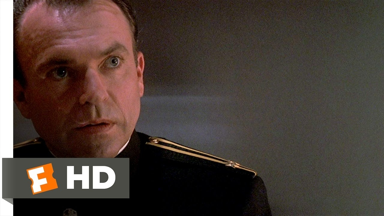 Hunt For Red October Quote Montana