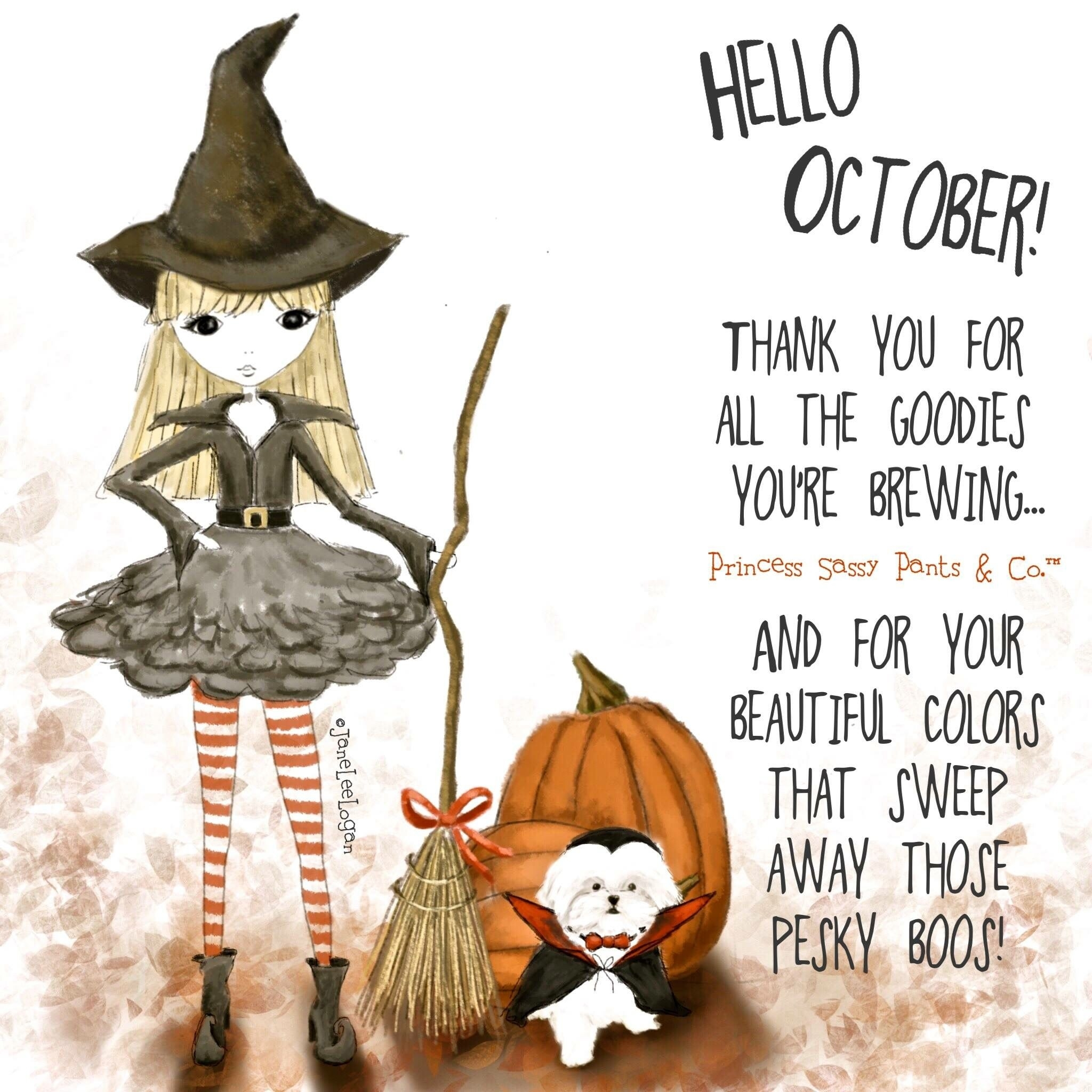 October Quotes Funny